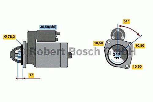 Bosch 1108155 Anlasser
