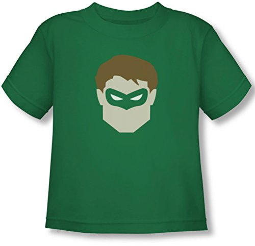 Dc - Toddler Chef T-shirt Gl, 2T, Kelly Green