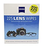 Zeiss Pre-Moistened Lens Cleaning Wipes, 2Pack (225 Count Each)