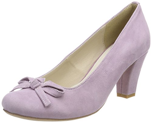 Hirschkogel Damen 3005701 Pumps, Violett (Flieder), 42 EU