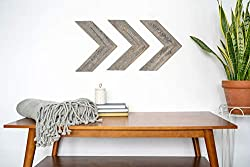Chevron Arrow Rustic Wall Mount Decoration for kitchen
