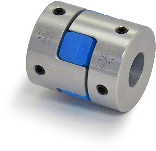 NBK MJC-65CS-BL-16-1 1 4 Jaw Type Ranking TOP11 Clamping Coupling Max 61% OFF Flexible