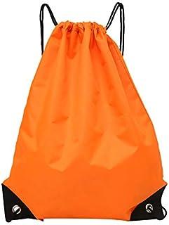 Backpack Backpack Oxford Cloth Basketball Bag,Orange