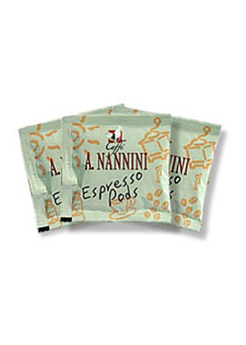 Nannini Kaffee Pads 18 Stück