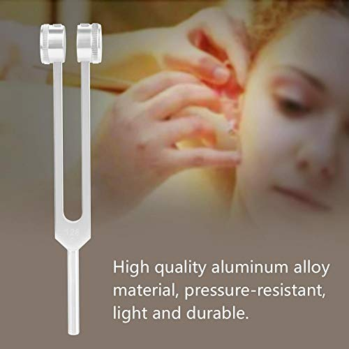 Ohrstimmgabel, medizinische Stimmgabel, Splitter Y-förmige Stimmgabel, für die Neurologie zu Hause
