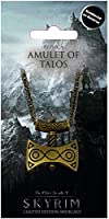 Skyrim Amulet of Talos Limited Edition Necklace (輸入版)