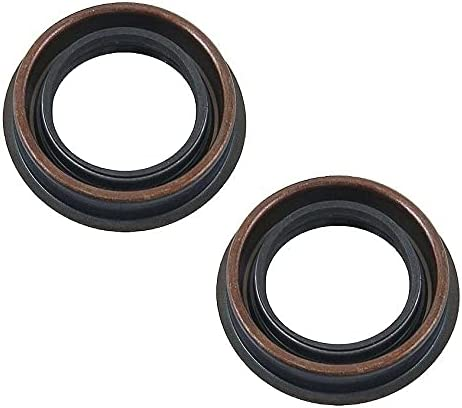 Axle Shaft Seal Set of 2 with Santa Compatible Over item handling 01-06 Oakland Mall Fe Elantra