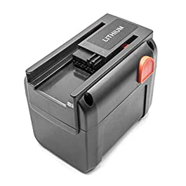 Batterie Li-Ion vhbw 3000mAh (18V) pour outils Gardena Turbotrimmer AccuCut 450 Li (8841) Remplace: 8835-U, 8835-20…