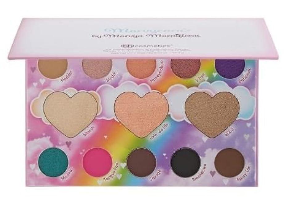 集める毒液パールBH Cosmetics Marvycorn by Marvyn Macnificent - 13 Color Shadow & Highlighter Palette