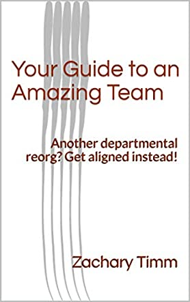Your Guide to an Amazing Team in 11 (not always easy, but very essential) Steps