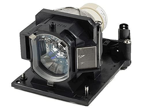 Huaute DT01511 DT01433 DT01481 DT01491 DT01491 - Lámpara de repuesto para proyector Hitachi CP- AW2505 AX2503 AX2505 BX301WN X2530WN EX250N EW301N EW302N WX30WN WX3530W X3041W X3042WN