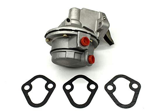Mercruiser 5.7 Fuel Pump Replace 18-7283 Omc Fuel Pump 8M0058164 861678A1 97401A2 97401A8 M60600 9-35423 Omc 4.3 Mechanical Fuel Pump Marine 305 Mercury Mercruiser 4.3 5.7 305 350 198HP 230HP 260HP
