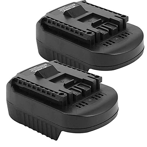 MT20BSL Convertidor de adaptadores para la batería de ión de Litio Makita 18V para la Herramienta Bosch 18V BL1830 BL1860 Batería para BAT609 Batería DM18BS BPS18BSL, Batería, YLLLLY-6686