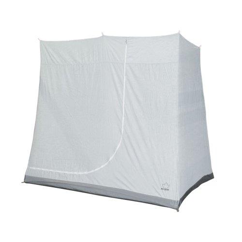 Hummelladen Innnzelt für das Vorzelt, 200 x 180 x 175 cm Innenzelt für das Vorzelt Sehr gut geeignet um zusätzliche Schlafplätze im Vorzelt zu schaffen Inklusive Belüftungsnetz Material: Polyester
