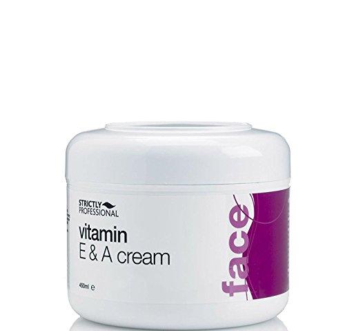 Strictement professionnel vitamine E & A 450ml de crème