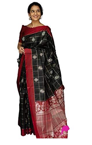 Elegante mujer exclusiva india ropa de fiesta Saree 423