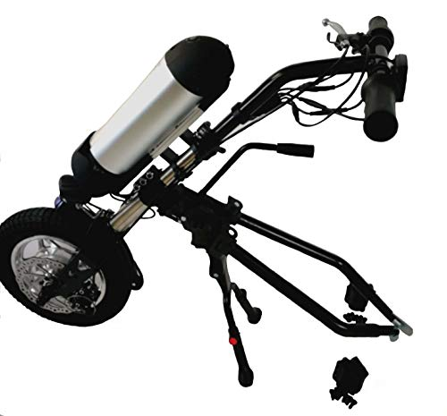 Attachable Electric Handcycle by Treebikemotor