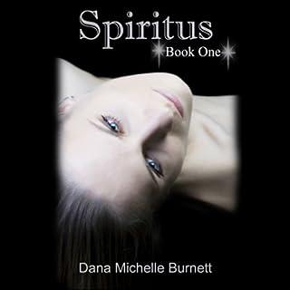 Spiritus: A Paranormal Romance audiobook cover art