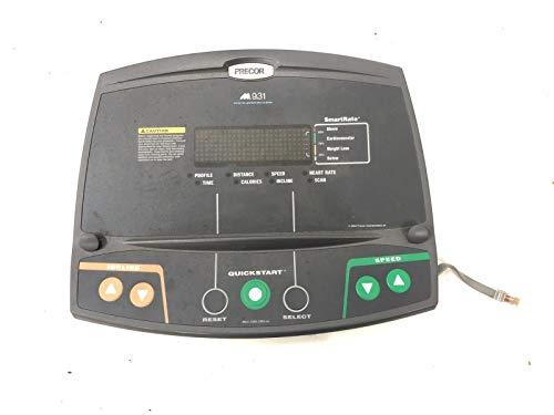 Precor Upper Display Console Membrane Board 45495-107 -105 Gray Works 9.31 m9.31 Treadmill