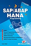 Comprehensive coverage of sap / abap hana with emphasis on real-time case studies. Practical examples along with screen personas, sap fiori cloud, open sql, native sql & adbc, cds support in sap nw abap 7.4 sp5, sap hana studio, performance enabler r...
