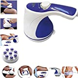 Weltime Stylish Relex Body Massager full body massager for pain relief Very Powerful Full Body Massager, Muscles Relief, Fat Burning, Reduces Weight,Face,Back,Head,Neck,Leg,Stress Relief (Blue)