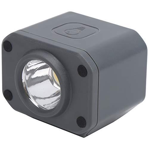 Keenso Proiettore per Drone, Luce Notturna per Drone con Design del Foro di dissipazione del Calore per la Notte