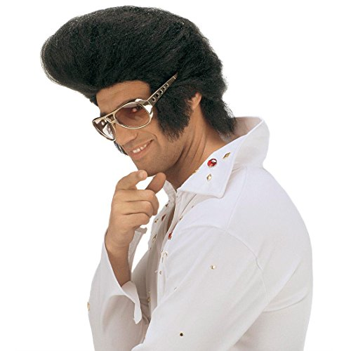 NET TOYS Goldene Sonnenbrille Starbrille Pornobrille Partybrille Brille Rockstar King Rock n Roll Faschingsbrille