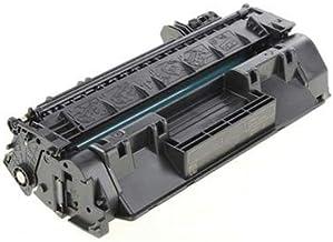 RudyTwos - Cartucho de tóner para HP 80A Compatible con Laserjet Pro 400 M401A, M401D, M401DN, M401DNE, M401DW, M401N, MFP M425DN, MFP M425DW