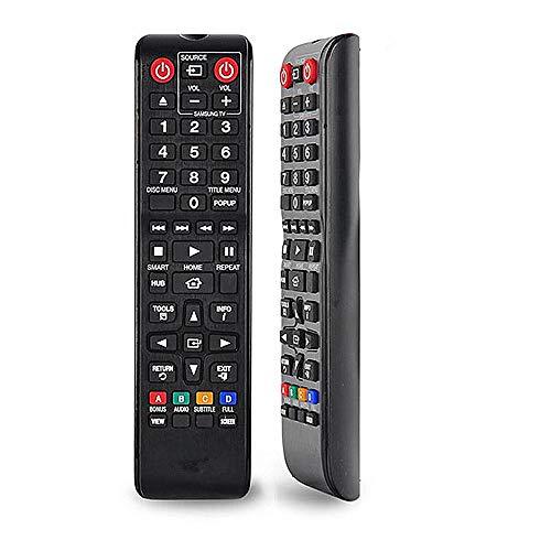 Mando a Distancia de TV para Samsung TV RM-D1087 LCD + Mando a Distancia de DVD Blue-Ray