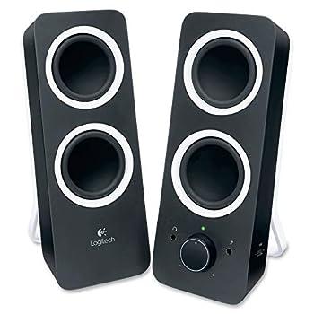 logitech z200 2 0 multimedia speakers