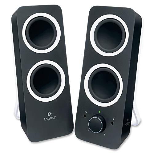 Logitech Z200 Kabel-Stereo-Lautsprecher - Dual Pack