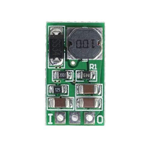 Abwärtsmodul, Mini 1A DC/DC-Abwärtswandlermodul 5-40 V bis 3 V 3,3 V 3,7 V 5 V 6 V 7,5 V 9 V 12 V Spannungsregler (7,5 V)
