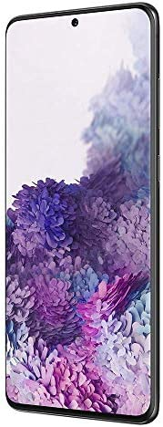 Samsung Galaxy S20+ Plus (5G) 128GB SM-G986B/DS Dual SIM (GSM Only | No CDMA) Factory Unlocked Smartphone - International Version - Cosmic Black WeeklyReviewer