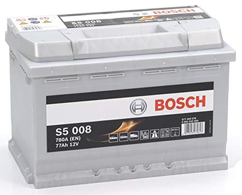 Bosch S5008 Batería de automóvil 77A/h-780A