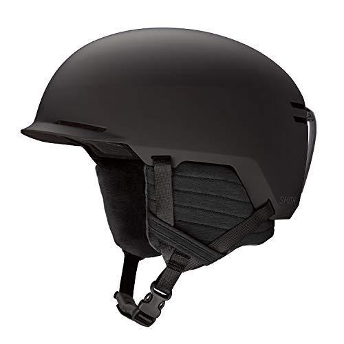 Smith Scout Snow Helmet Matte Black L