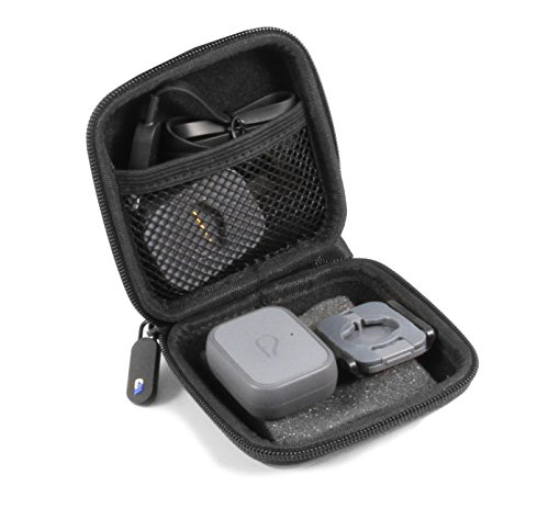 CASEMATIX Case Compatible with Whistle 3 GPS Pet Tracker, Findster Duo Activity Monitor and Accessories, Includes Case Only