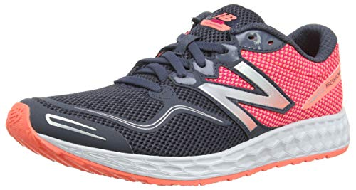 New Balance Fresh Foam Veniz, Zapatillas de Running para Mujer, Multicolor (Thunder/Fiji Rf1), 36 EU