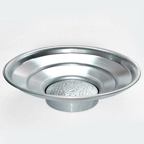 Pentalux Colafritto colino frittura Professionale in Alluminio Uso Professionale Diametro 19cm