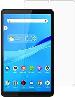 Al-HuTrusHi Lenovo Tab M8-HD 2019 Screen Protector, 9H Hardness Premium Tempered Glass with Scratch Resist Anti Fingerprin...