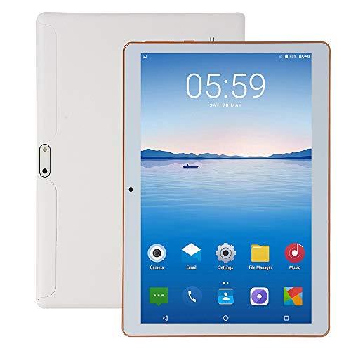 HGYLIOE Los niños de Tablet PC, Ordenador de 10 Pulgadas, GPS Android Computer System (Color : A)