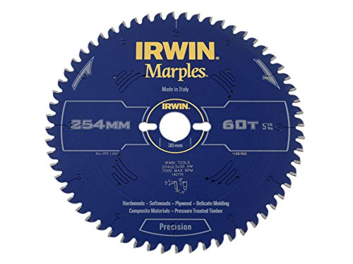 Irwin - Disco sierra circular 254mm/60t inglete