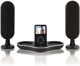 Homedics HMDX-S50 Wireless Speaker System and Dock for iPod