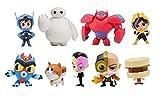 Big Hero 6 Disney's The Series Miniature Figure Single Blind Pack, Series 1, Single Figure Blind Pack