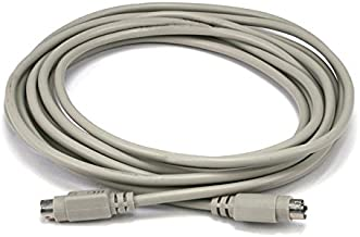 Monoprice 15ft PS/2 MDIN-6 Male to Male Cable