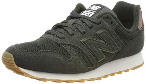 New Balance Damen 373 d Sneaker, Grün (Green Green), 37.5 EU