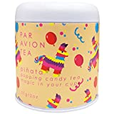 Par Avion Tea, Piñata - Small Batch Loose Popping Candy Tea Magic In Your Cup - 2 oz
