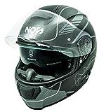 NOS Helmets Casco NS-6 XXL Cayman Matt