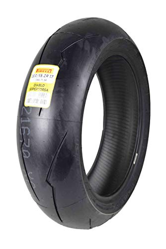 Pirelli Diablo Supercorsa V2 Front &/or Rear Street Sport Super bike Motorcycle Tires (1x Rear 200/55ZR17)