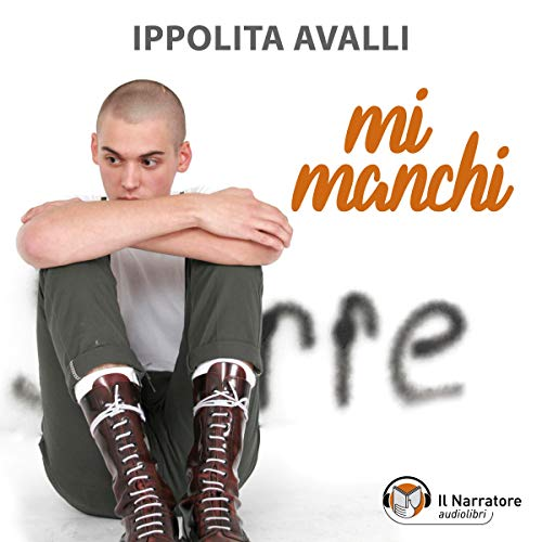 Mi manchi audiobook cover art