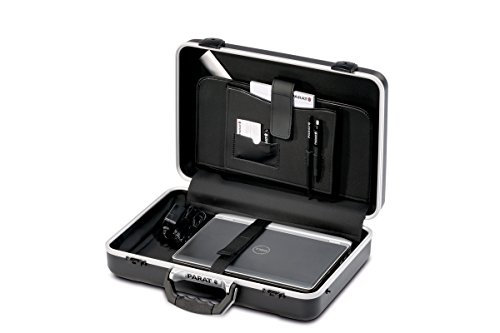 Parat Paradoc Attache-koffer, 1 stuk Attache zwart